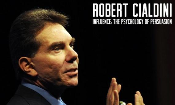 Robert Cialdini Influence