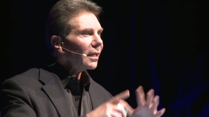 Robert Cialdini influence Interview