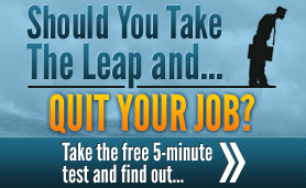 Take the Should I quit my job test