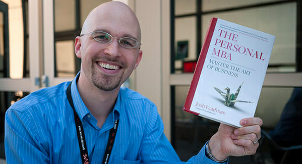 Josh Kaufman Personal MBA