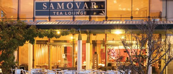 main samovar tea lounge