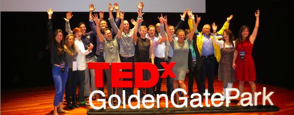 TEDx Golden Gate Park