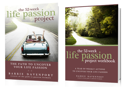 52 week live passion project