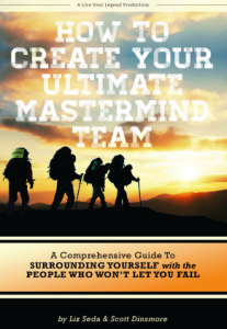 how to create your ultimate mastermind team Workdbook