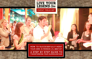 Live Your Legend Live Event Field Kit banner small download