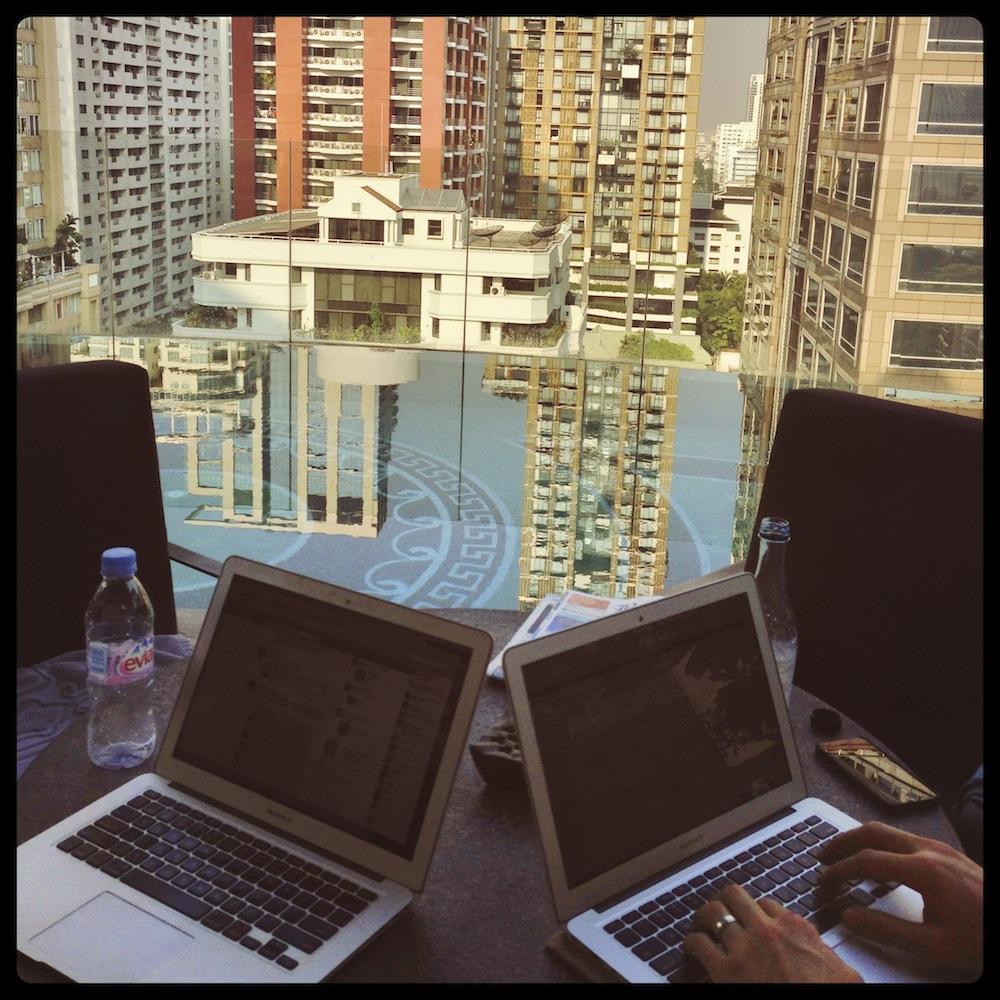 3 Bangkok pool