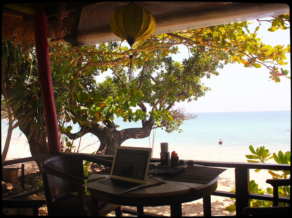 4 Koh Lanta breakfast nook