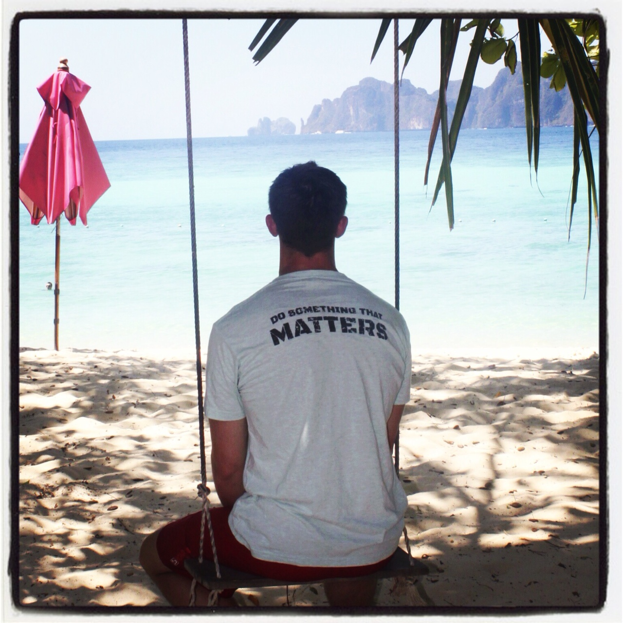 Do Something That Matters LYL Field Shirt