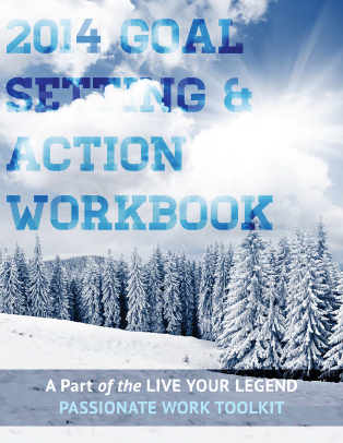 LYL 2014 Goal Setting & Action Workbook Cover