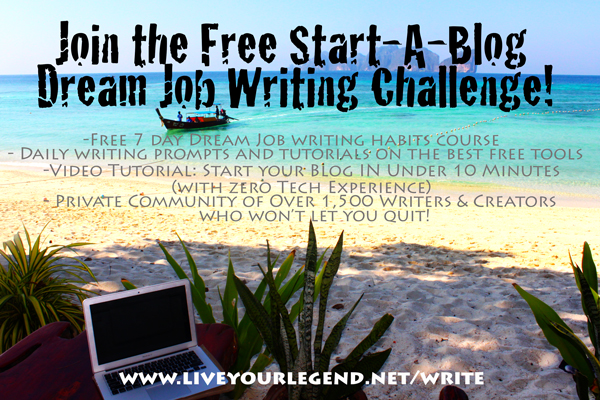 how to start a blog in 10 minutes with zero tech experience