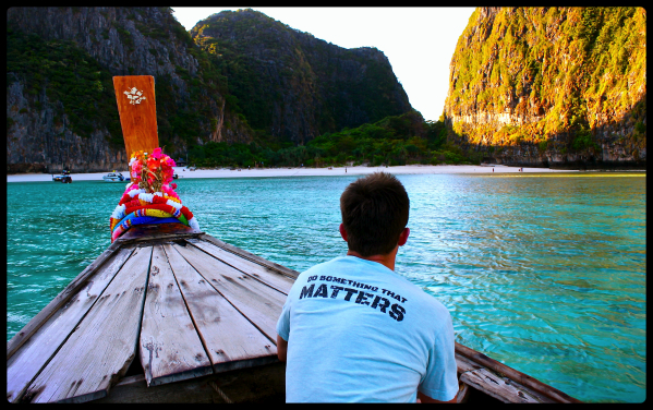 Scott Maya Bay Thailand