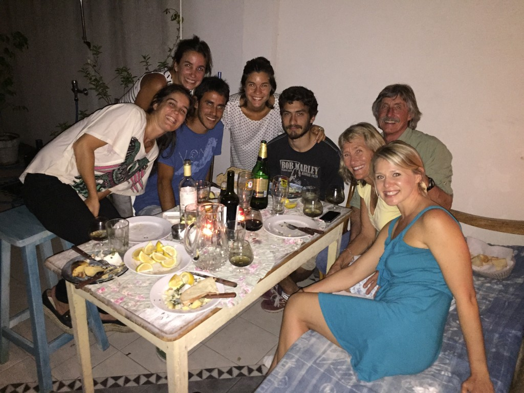 Buenos Aires Dinner Party