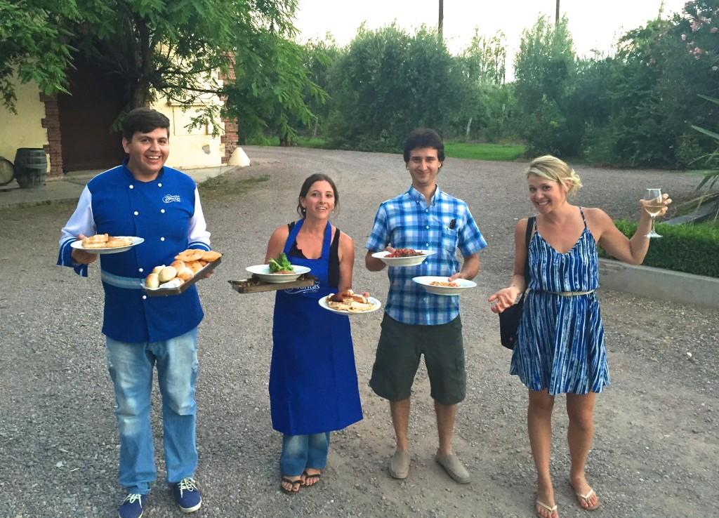 Cooking Class Mendoza