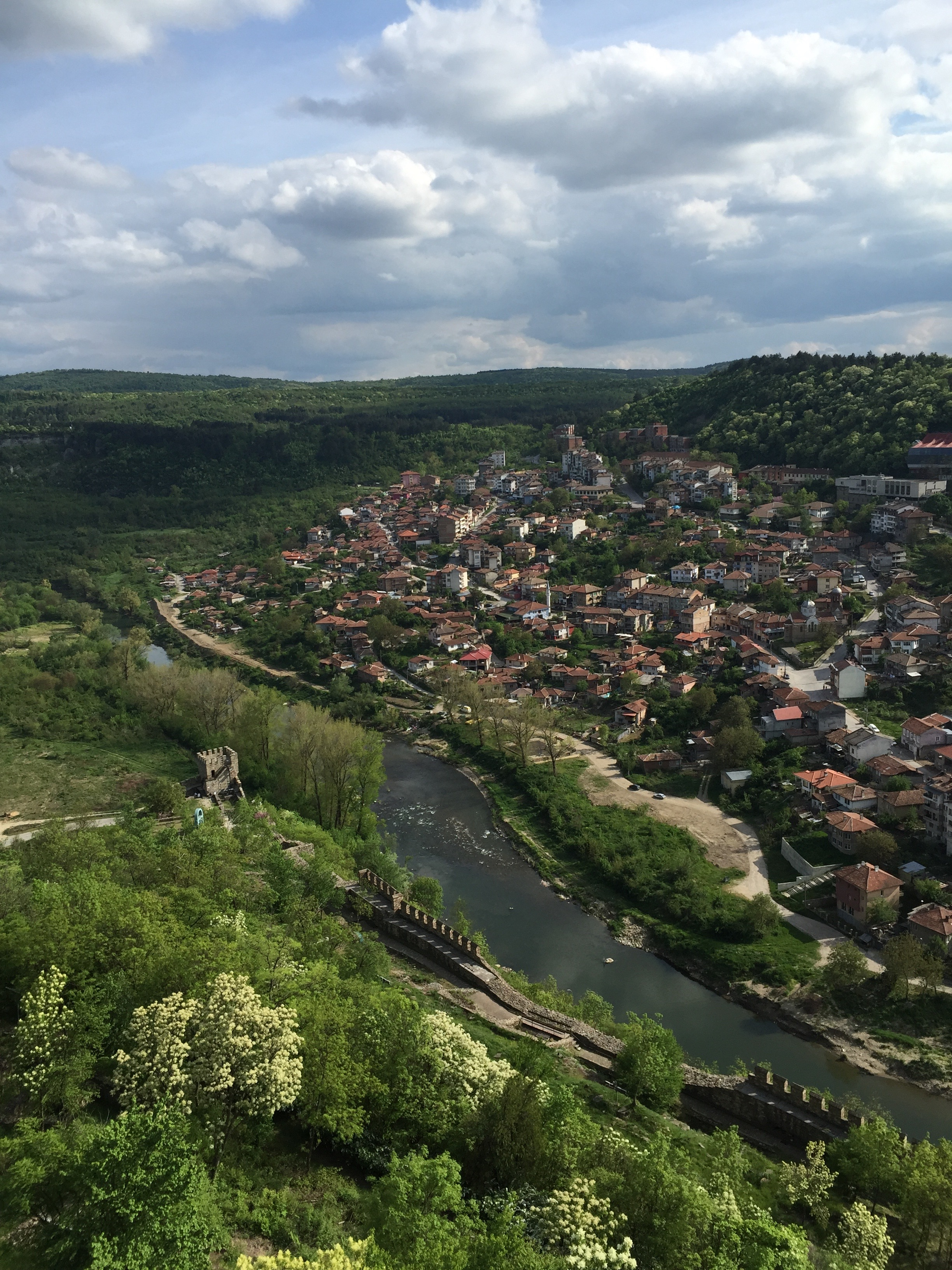 Gorgeous and unexpected Valiko Tarnovo