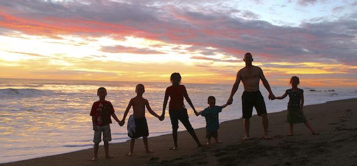 Las-Penitas-Nicaragua-Denning-Family