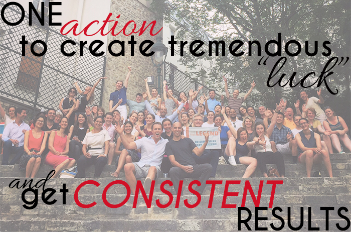 One Action for Getting Consistent Results