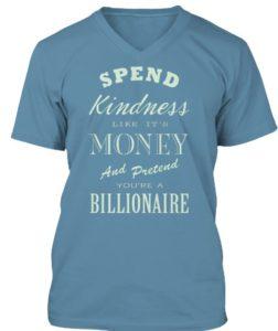 kindness v front